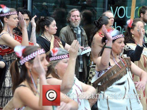 Origins Festival Of First Nations - photocall held...