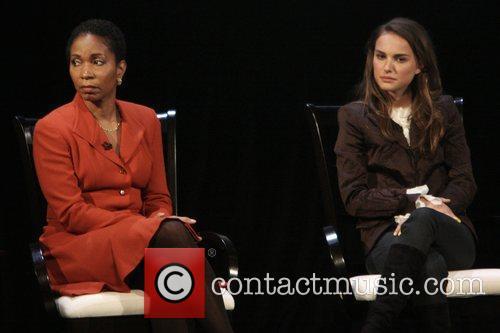 Dr. Helene Gayle, Natalie Portman A Powerful Noise...