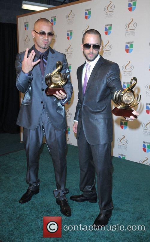 Univision's 'Premio Lo Nuestro A La Musica Latina'...