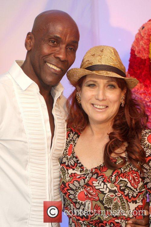 Preston Bailey and Marcy Blum Preston Bailey's 60th...