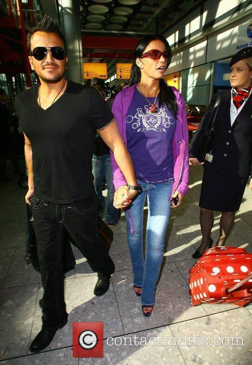 Peter Andre and Katie Price 12