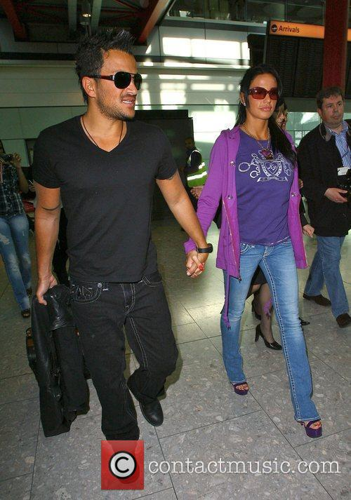 Peter Andre and Katie Price 10