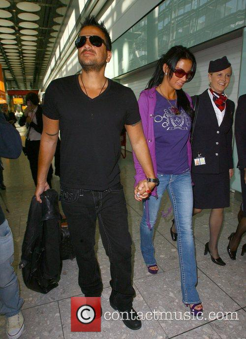 Peter Andre and Katie Price 7