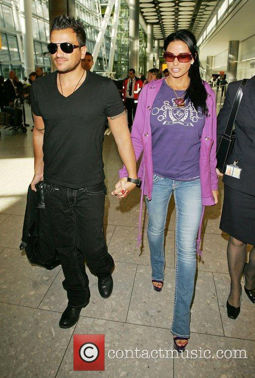 Peter Andre and Katie Price 8