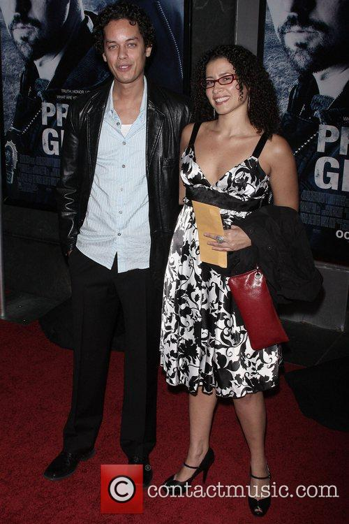 New York Premiere of 'Pride and Glory'