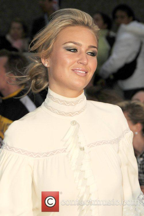 Alex Curran at Pride of Britain Awards held...