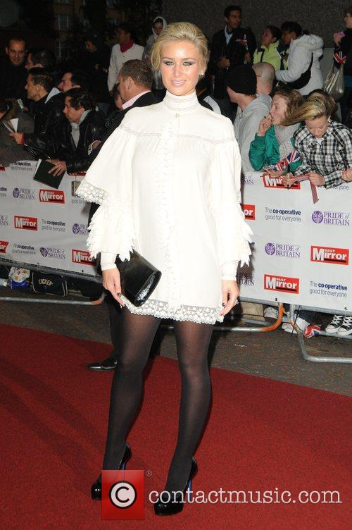 At Pride of Britain Awards held at London...