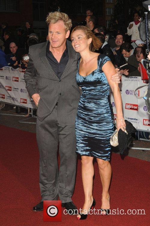Gordon Ramsay at Pride of Britain Awards held...