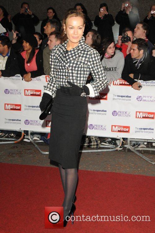 Tara Palmer-Tomkinson at Pride of Britain Awards held...
