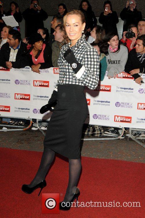 Tara Palmer Tomkinson at Pride of Britain Awards...