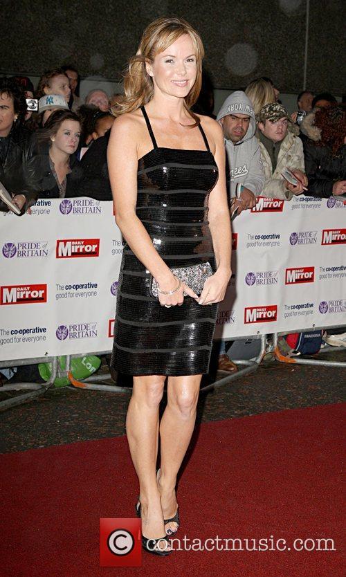 Amanda Holden 'Pride Of Britain' Awards at London...