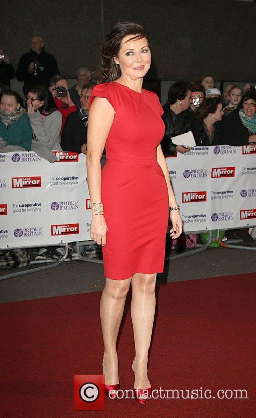 Carol Vorderman 'Pride Of Britain' Awards at London...