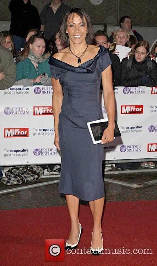 Dame Kelly Holmes 'Pride Of Britain' Awards at...