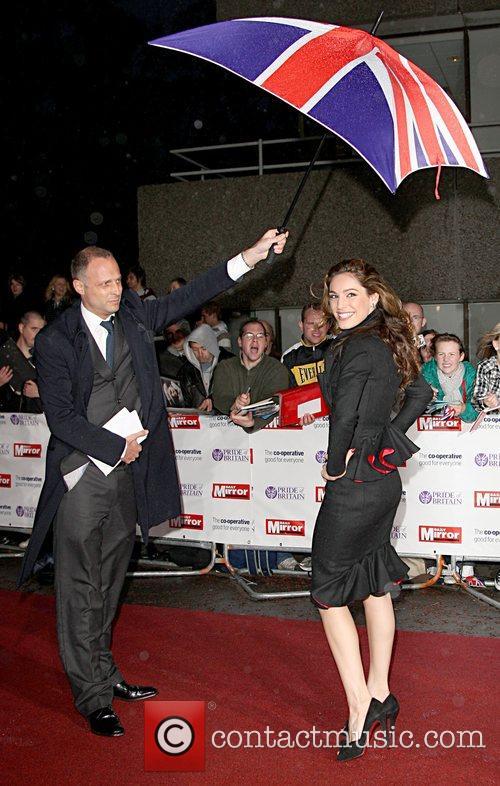 Kelly Brook 'Pride Of Britain' Awards at London...