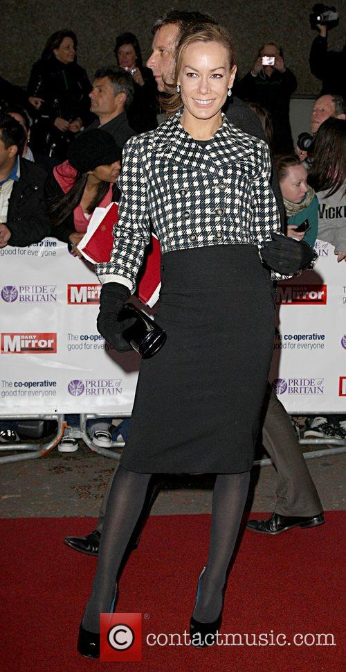 Tara Palmer-Tomkinson 'Pride Of Britain' Awards at London...