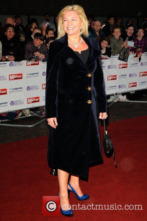 Amanda Redman at Pride of Britain Awards held...