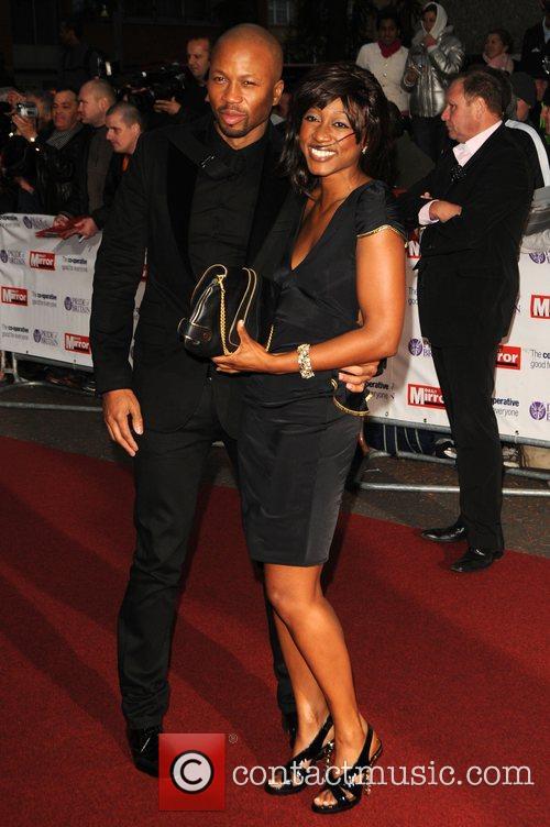 Beverley Knight at Pride of Britain Awards held...