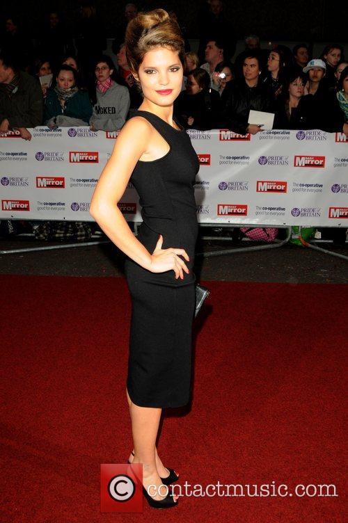 Carly Zucker at Pride of Britain Awards held...