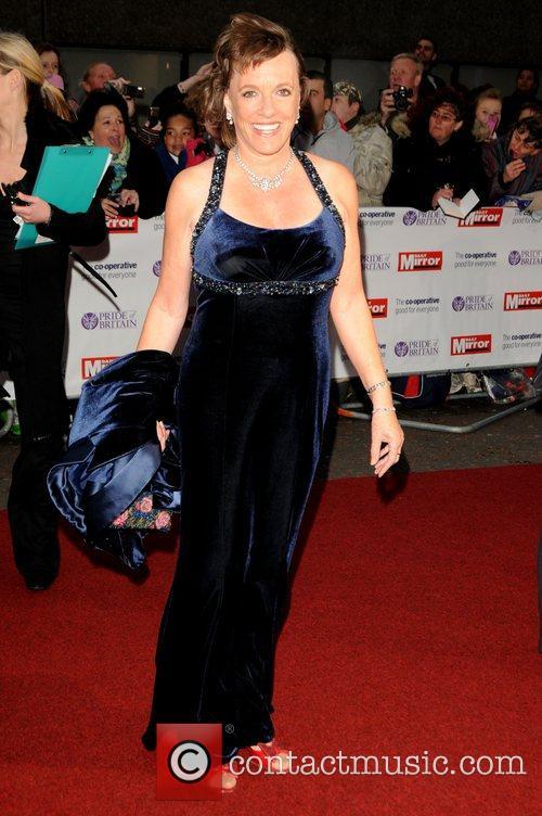 Esther Rantzen at Pride of Britain Awards held...