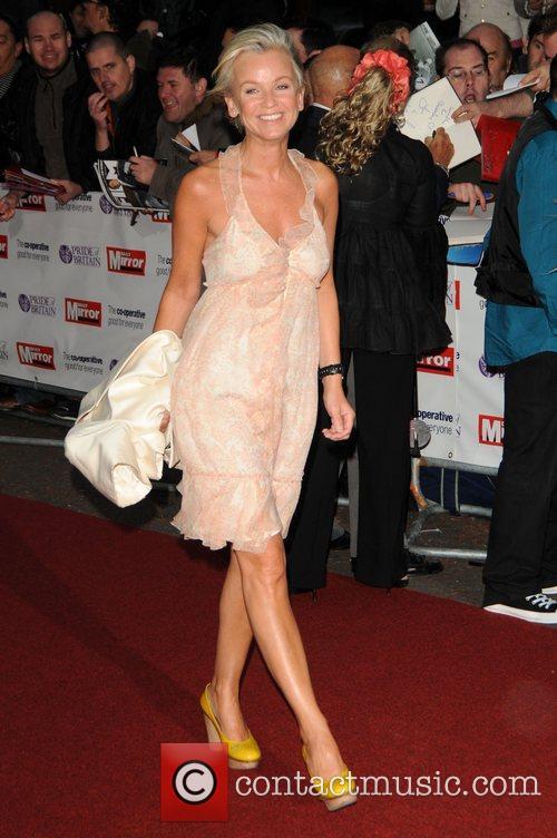 Lisa Maxwell at Pride of Britain Awards held...