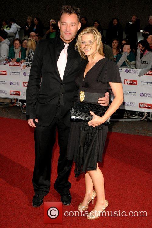 Toby Anstis at Pride of Britain Awards held...