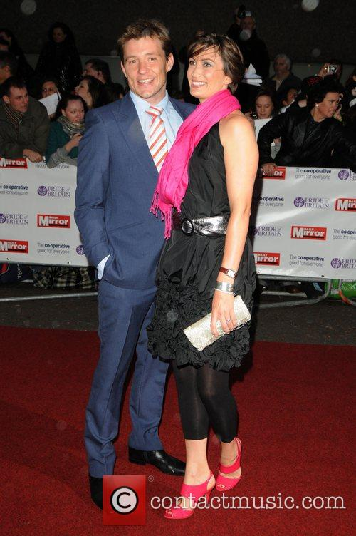 Ben Shephard and Annie Shaphard at the 'Pride...