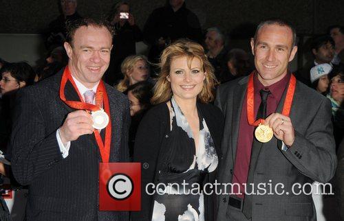 Guests at the 'Pride Of Britain' Awards at...