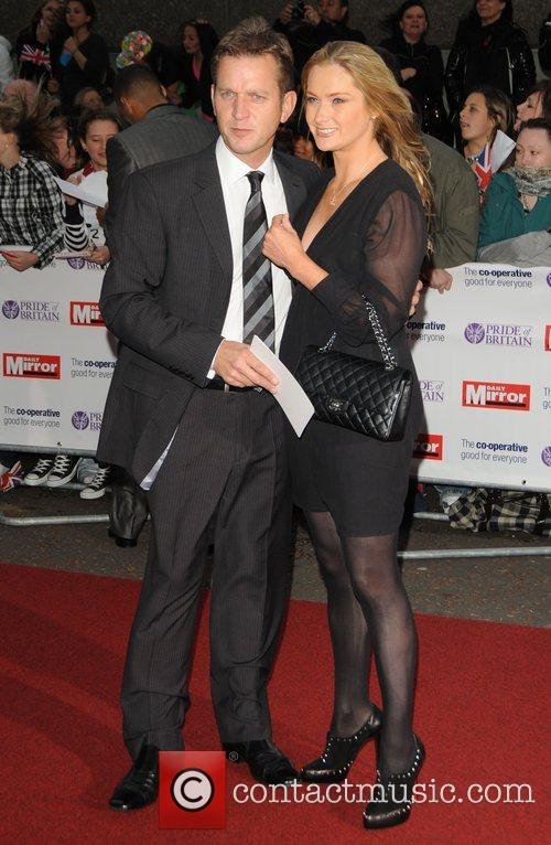 Jeremy Kyle and Guest at the 'Pride Of...
