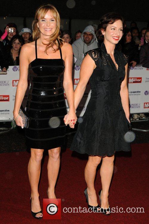 Amanda Holden at Pride of Britain Awards held...