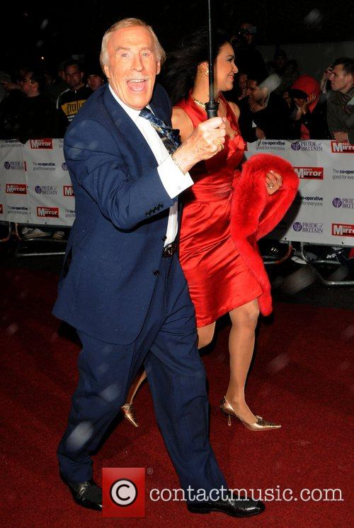 Bruce Forsyth at Pride of Britain Awards held...