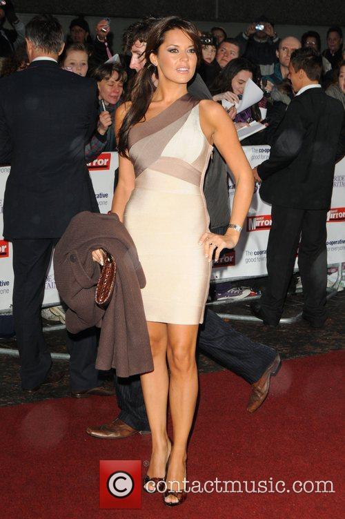 Danielle Bux at Pride of Britain Awards held...