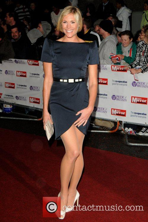 Jenni Falcorner at Pride of Britain Awards held...