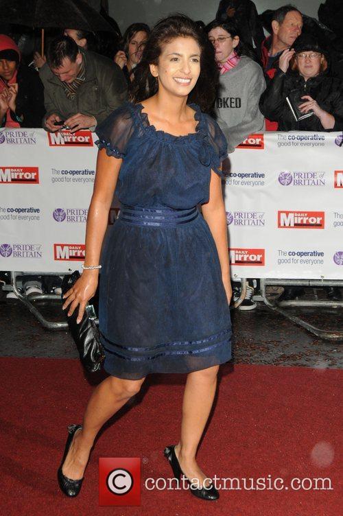 Konnie Huq at Pride of Britain Awards held...