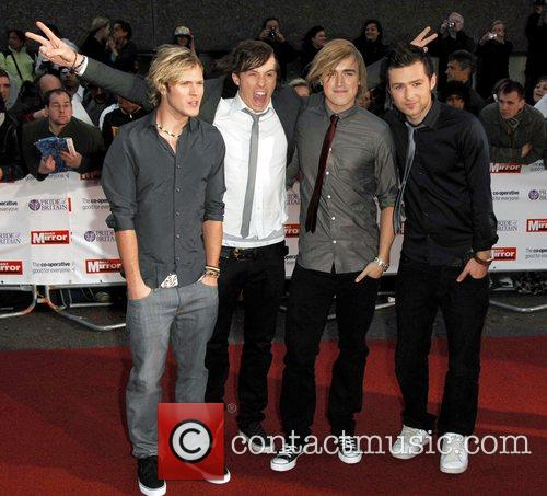 Danny Jones, Dougie Poynter, Harry Judd and Tom Fletcher 9