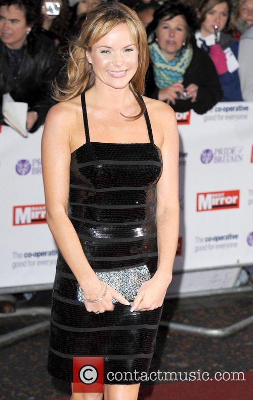 Amanda Holden  at the 'Pride Of Britain'...