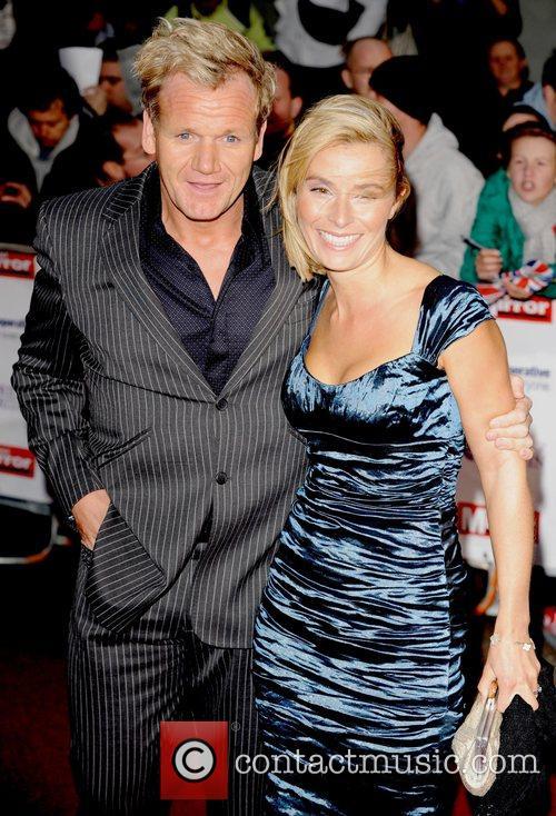 Gordon Ramsay and Tara Ramsay  at the...