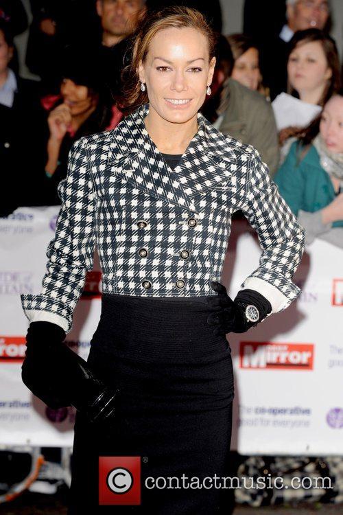 Tara Palmer-Tomkinson  at the 'Pride Of Britain'...