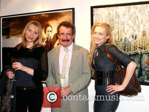 Private View:Life held at the Opera Gallery
