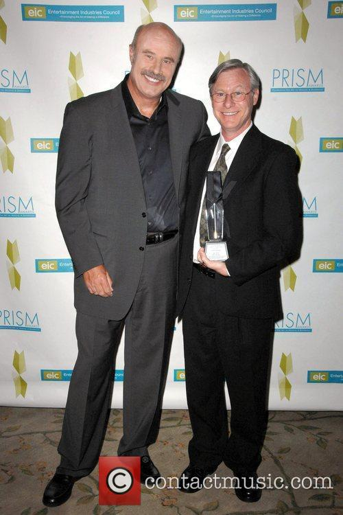 Dr. Phil McGraw, Marty Tenney  2009 Prism...