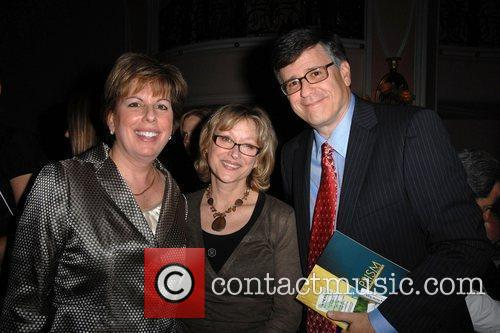Gayle Nachlis and Guests 2009 Prism Awards held...