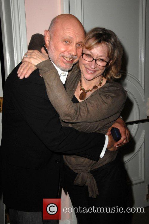 Hector Elizondo and Gayle Nachlis 2009 Prism Awards...