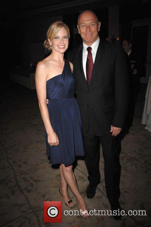 Sarah Jane Morris and Corbin Bernsen 2009 Prism...