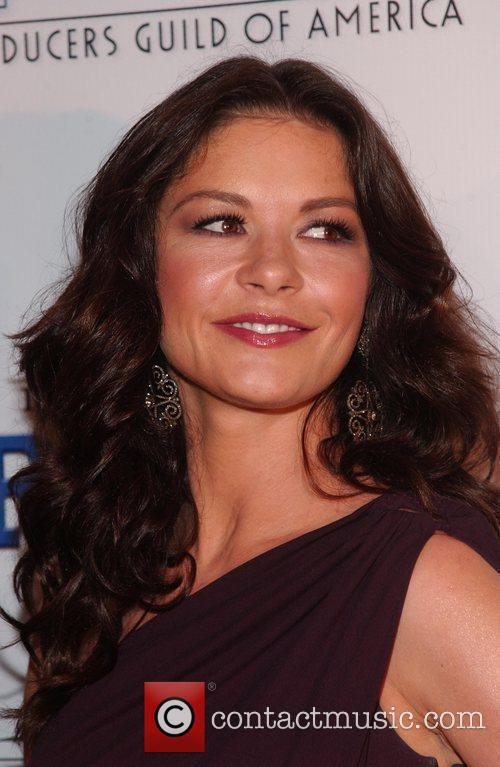Catherine Zeta-Jones 20th Annual Producers Guild Awards held...