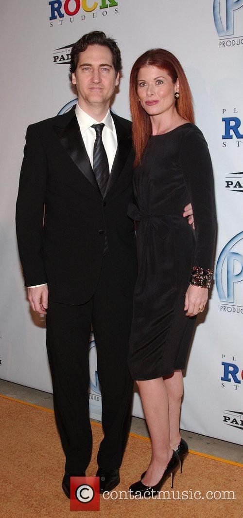 Daniel Zelman and Debra Messing 2