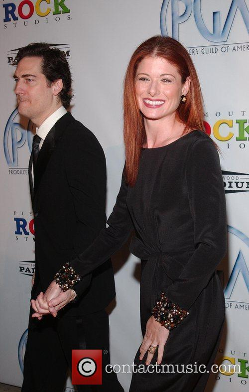 Daniel Zelman and Debra Messing 3