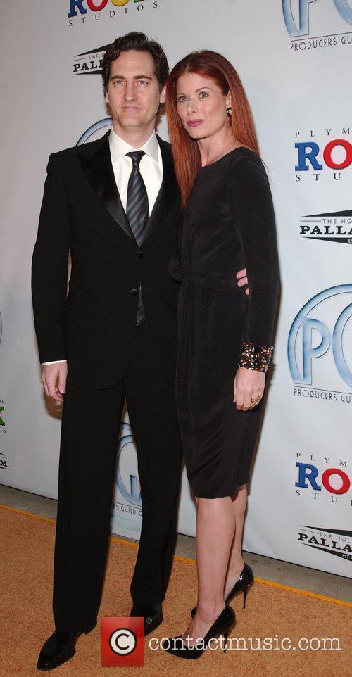 Daniel Zelman and Debra Messing 1