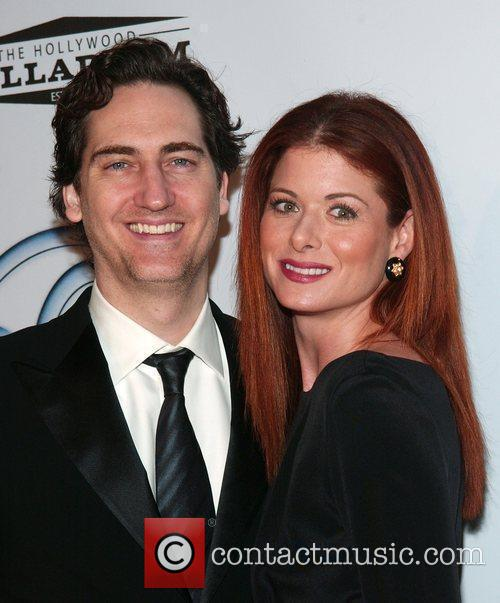 Daniel Zelman and Debra Messing 4