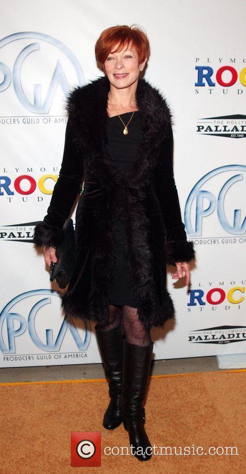 Frances Fisher 20th Annual Producers Guild Awards held...