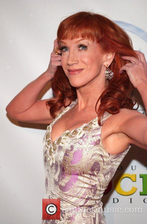 Kathy Griffin 20th Annual Producers Guild Awards held...