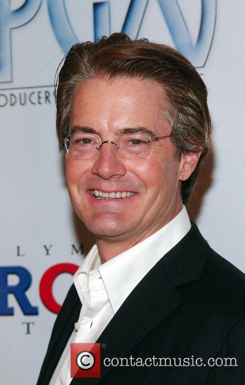 Kyle MacLachlan 20th Annual Producers Guild Awards held...